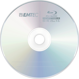 Emtec Blu-ray disc rewritable | Dodax.at