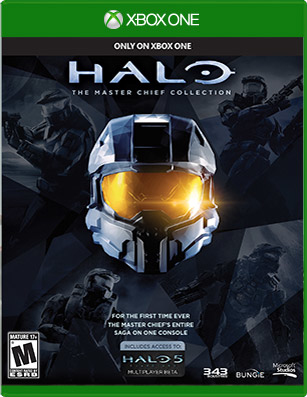 Halo: The Master Chief Collection 100% Uncut Standard Edition, German Version - XBox One | Dodax.ch