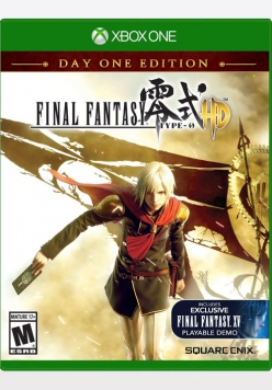 Square Enix Final Fantasy Type-0 Hd Day One Edition - Xbox One | Dodax.ch