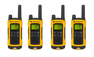 Motorola TLKR T80 Extreme Quadpack | Dodax.co.uk