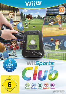 Wii Sports Club - Wii U | Dodax.ch