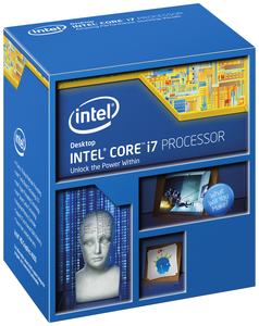 Intel Core i7-5820K 3.3GHz 15MB Smart Cache, L3 Box | Dodax.co.uk