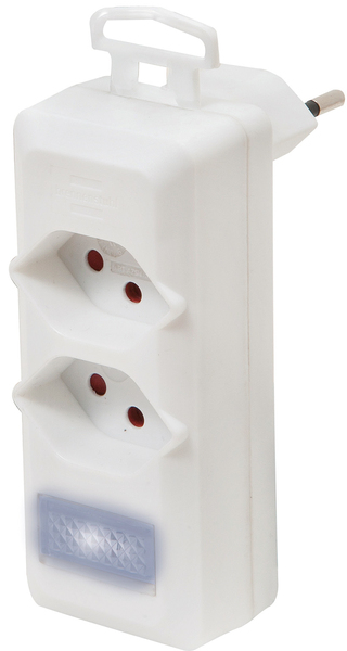 Brennenstuhl -  Power Extension 1535x818 White (1507922105) | Dodax.ch