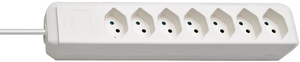 Brennenstuhl -  Power Extension  2 m White (1157912 ) | Dodax.nl