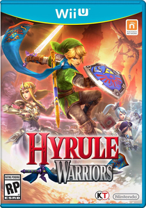 Hyrule Warriors German Edition - Wii U | Dodax.nl