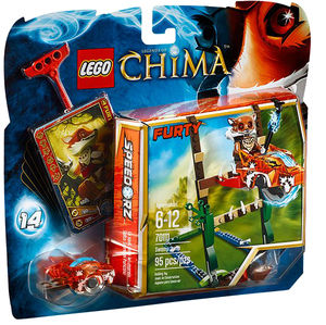 LEGO Legends of Chima Swamp Jump | Dodax.co.uk