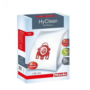 Miele Staubbeutel FJM HyClean 3D Efficiency | Dodax.at