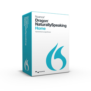 Nuance Dragon NaturallySpeaking Home 13 | Dodax.ch