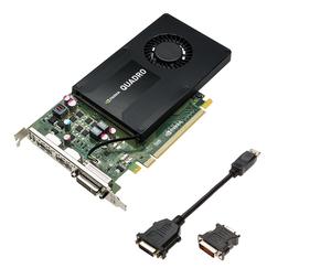 PNY Quadro K2200, 4096MB DDR5, PCI-E 2.0 | Dodax.at