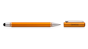 Wacom Bamboo Stylus Duo CS-170T Orange | Dodax.ch