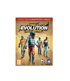 Ubisoft Trials Evolution Gold Edition | Dodax.ca