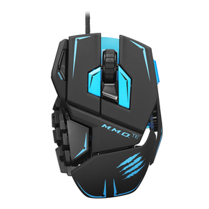 MadCatz M.M.O. TE Gaming Mouse Laser | Dodax.ch