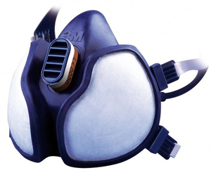 3M - Protection Mask, Blue (4251C) | Dodax.ch