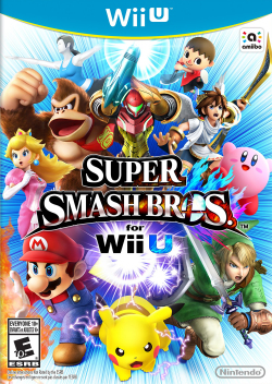 Super Smash Bros. - Wii U | Dodax.ch