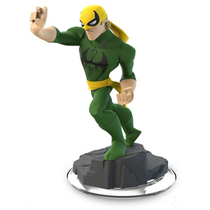 Disney - Disney Infinity 2.0 Iron Fist Collectible Figure (IQAV000062) | Dodax.co.uk