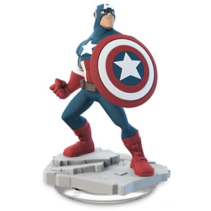 Disney Captain America (IQAV000057)
