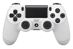 Sony PlayStation DualShock 4 - Glacier White (PS4) | Dodax.ch