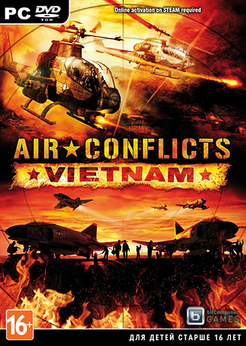 Air Conflicts: Vietnam Ultimate Edition PS4 | Dodax.ch