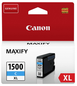 Tinte Canon PGI-1500C XL cyan, 12ml | Dodax.at