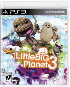 LittleBigPlanet 3 Day One Edition; Italian Version - PS3 | Dodax.ch