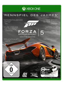 Forza Motorsport 5 (Game of the Year Edition) - XBox One | Dodax.at