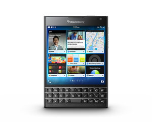 BlackBerry Passport 4G 32GB Schwarz | Dodax.at