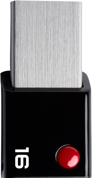 Emtec Mobile & Go 16GB 16GB USB 3.0/Micro-USB Black,Silver USB flash drive | Dodax.co.uk