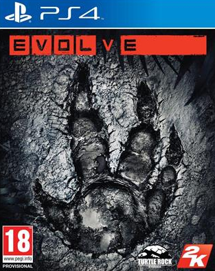 Evolve UK Edition - PS4 | Dodax.es