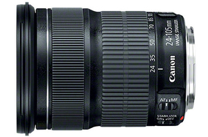 Canon EF 24-105mm f / 3.5-5.6 IS STM   Dodax.ch