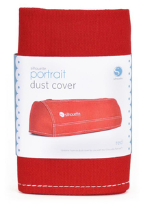 Silhouette - Dust Cover for Potraits (COVER-POR-RED) | Dodax.co.jp