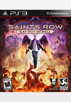 Saints Row: Gat Out of Hell - PS3 | Dodax.ch