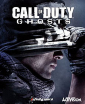 Activision Call of Duty: Ghosts Free Fall | Dodax.co.uk
