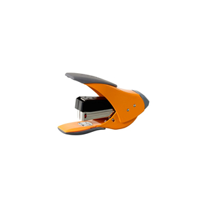 Rexel Easy Touch Low Force Quarter Strip Stapler Orange | Dodax.com