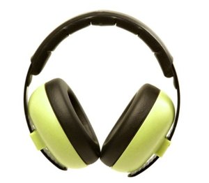 Baby Banz - Ear Defender, Signal-to-Noise Ratio: 26 dB, Green (GBB004) | Dodax.ch
