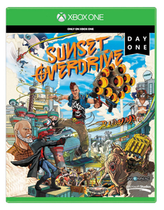 Microsoft Sunset Overdrive Day One, Xbox One | Dodax.de