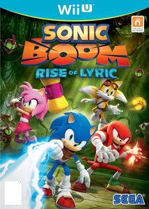 Sonic Boom: Rise of Lyric - Wii U | Dodax.at