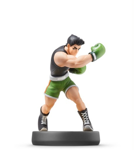 Nintendo - amiibo Little Mac No.16 Collectible Figure (1067966) | Dodax.ch