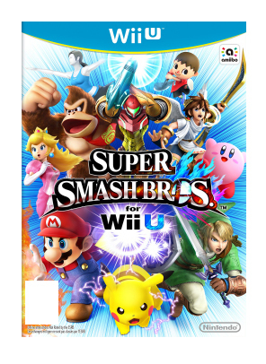 Super Smash Bros. International Edition - Wii U | Dodax.ch