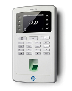 Safescan TA-8035 in grau WLAN,I/O | Dodax.ch