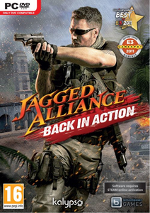 Kalypso Jagged Alliance - Back in Action | Dodax.it