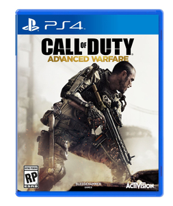 Call of Duty: Advanced Warfare US Edition Replen - PS4 | Dodax.ch