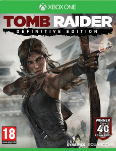 Tomb Raider Definitive Edition - Xbox One | Dodax.nl