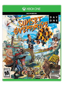 Sunset Overdrive Day One Edition - Xbox One | Dodax.ca