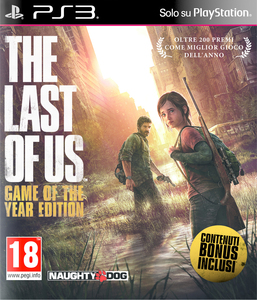 The Last of Us Game of The Year Edition; Italian Version - PS3 | Dodax.nl