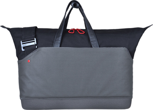 Emtec Traveler L Travel bag Polyester,Polyurethane Grey | Dodax.co.uk