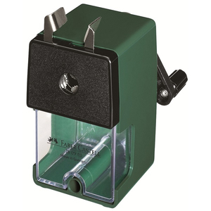 Faber-Castell 180963 pencil sharpener | Dodax.com