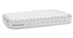 Netgear GS608-300PES Unmanaged network switch Netzwerk-Switch | Dodax.at