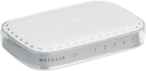 Netgear GS605: 5 Port Switch | Dodax.at
