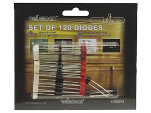 Velleman K/DIODE1 Dioden Set | Dodax.at