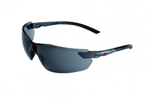3M - Safety Glasses, Plastic, Black/Grey (2821C) | Dodax.de